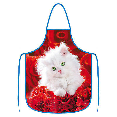 Novelty Apron BBQ Aprons Cooking Baking Kitchen Apron Bib Gifts for Women Ladies