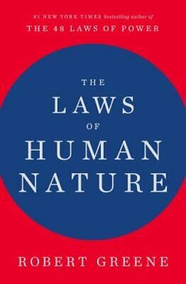The Laws of Human Nature by Professor Greene, Robert: New