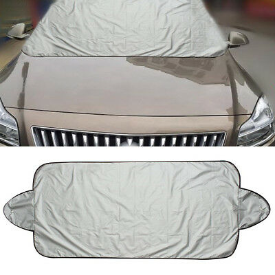 84AC Car Vehicle Windscreen Anti Snow Frost Ice Shield Cover Protector 146x70cm
