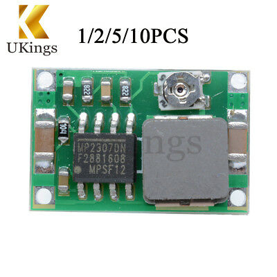1/2/5/10PCS Mini DC Converter Step Down buck Power Supply MP2307 Flight Car
