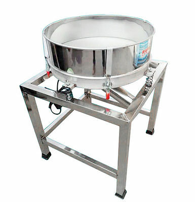 New Food/Industrial Processing Automatic Sifter,Shaker Machine,Screen Deck 220V