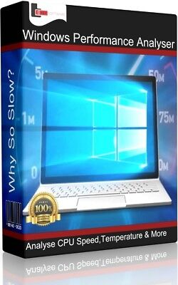 Professional Windows Analyser Software | Speed Up Slow PC | Monitor | Download