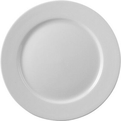 Dudson Classic Plate 254mm (10 inch) Vitrified Porcelain (various quantities)