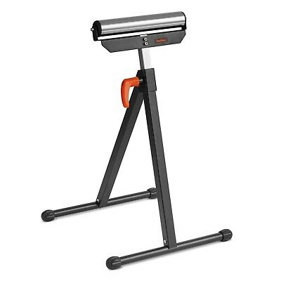 VonHaus Roller Stand - Ideal for Mitre Saws and Bench Equipment, Tool Accessory