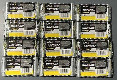 Rayovac AAA Batteries Alkaline Battery High Energy ~ Exp 11/2026 ~ 48 Count ~