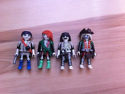 Playmobil Piraten Figuren - Geister / Geisterpiraten
