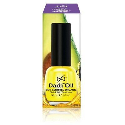 Dadi' Oil 95% certified organic Nail & Skin Treatment - 14.3ml BOXED