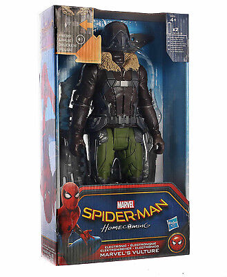 Marvel Actionfigur Action Figur Avengers Spielzeug Spiderman Sound Vulture 30Cm