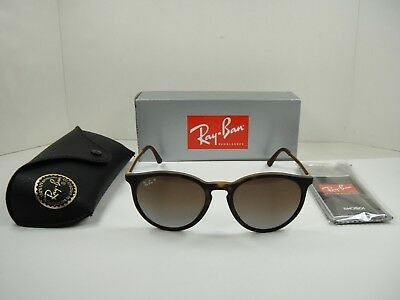 5f29f07768 Ray-Ban Polarized Round Sunglasses Rb4274 856 t5 Tortoise brown Gradient  53Mm