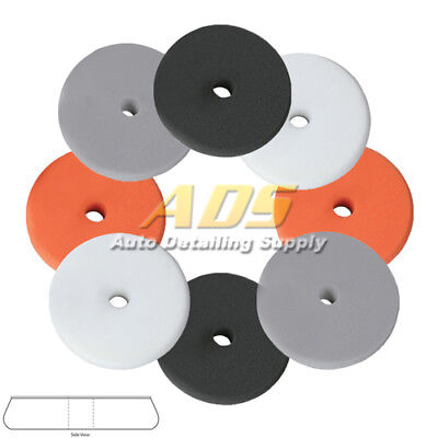 lake country forced rotation buffing pad FR-HWhite5.5