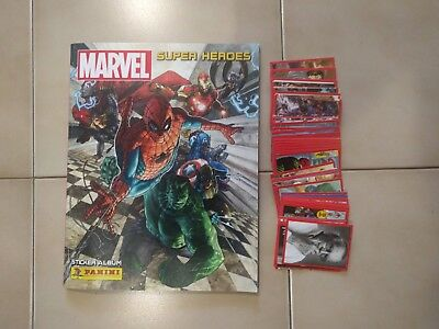 Panini Marvel Super Heroes Lot 10 stickers NEUF