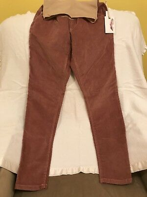 30d9a47e064416 Nwt Jessica Simpson Maternity Corduroy Pants Size Xs From Smoke Free Home