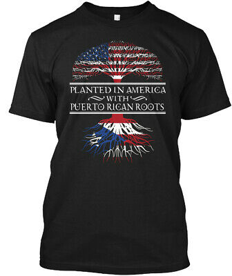 Only Few Days Left Puerto Rican Roots Hanes Tagless Tee T-Shirt