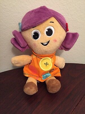 Disney Toy Story Bonnie Woody Doll New On Card Character