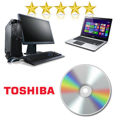 how to restore toshiba laptop to factory settings windows vista