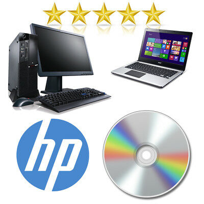 hp pavilion vista recovery disk