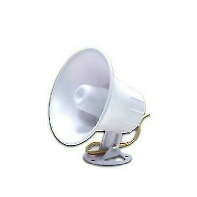 UPG SS15P 15 Watts 12VDC 8-Ohms Two Tone Outdoor Horn Siren