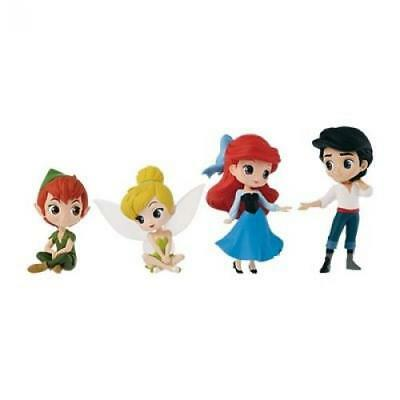 Disney Characters Q posket petit - Fantastic Time ? - all 4 types