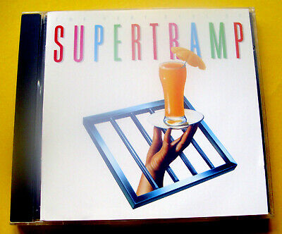 """Cd """" Supertramp - The Very Best Of """" 15 Songs (The Logical Song)"""