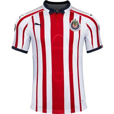 00b9f79958748 PUMA MEN'S CHIVAS 18/19 Away Jersey White 703882 01 - $71.99 | PicClick