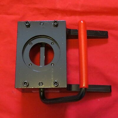 "2-1/4"" inch Round Graphic Punch Cutter for Tecre Standard Button Maker Machine"