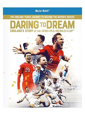 Daring to Dream: England's Story at the 2018 FIFA World Cup [Blu-ray]