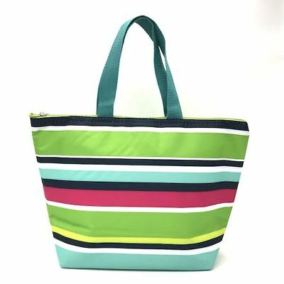 Defect Thirty one Organizer Thermal Picnic lunch Tote Bag Moosin Around 31 gift