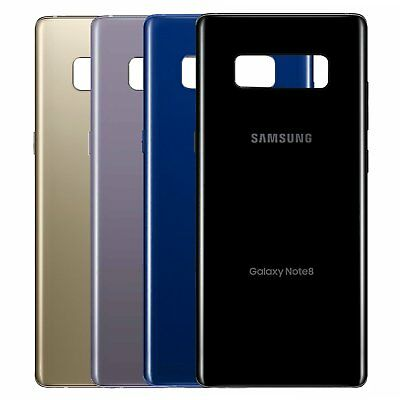 OEM Back Glass Cover Battery Door Replacement For Samsung Galaxy NOTE 8 N950