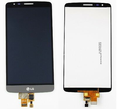Black LCD Touch Screen Digitizer Assembly Part For LG G3 Stylus D690 D690N D693N