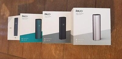 Factory Sealed Pax 3 Complete Kit Authentic 10 Year Warranty + Grinder & Storage