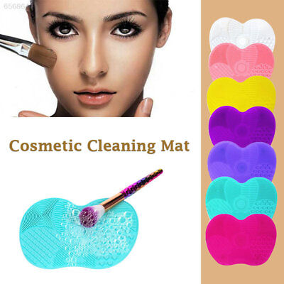 BEF0 Makeup Brush Wash Plate Woman XM Cleaning Pad Brush Cleaner