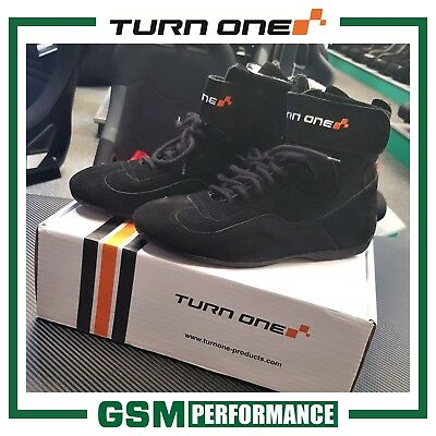 Turn One Basic Racing Shoes - Size Eu 42/uk 8