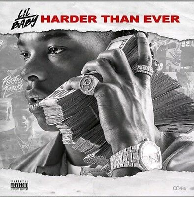 "Lil Baby- ""harder Than Ever"" Official Mix Cd... 2018... Hot!!"