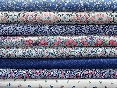Liberty of London ORCHARD GARDEN 100% Cotton Patchwork & Quilting Fabric