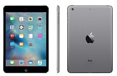 Apple iPad Air Wi-Fi, 9.7in - Space Grey Grade B