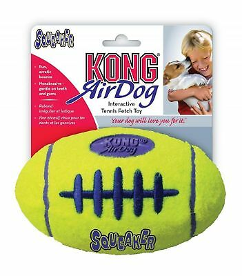 Kong Air Dog Toy Squeaky American Football Dogs Toy   *SAMEDAY DISPATCH*