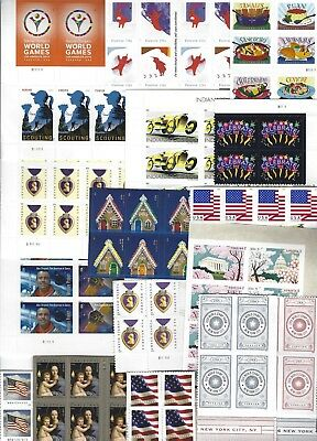 10 USA Forever Stamp Variety pack - DESIGNS VARY for 1ST Class Letters