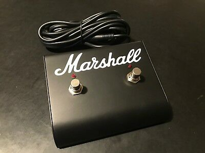 Footswitch for Marshall Two Button Replacement PEDL-91004 Pedal 2 Way Reverb