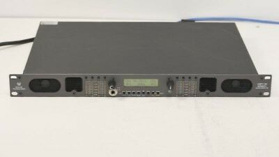 Wohler AMP1-S8MDA-3G 8 Channel HD-SDI SD-SDI AES/EBU and Analog Audio Monitor