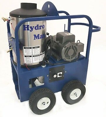 Hot/Cold Water Pressure Washer 4gpm/2000psi-new
