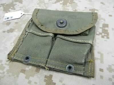 AVERY 1944 US Military M1 Mag POUCH 1944 WW2 Vintage