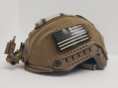 A&A Tactical, LLC Ops-Core FAST Hybrid Helmet Cover Made in the USA
