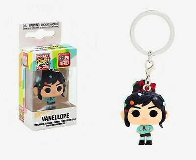 Funko Pocket Pop Keychain Ralph Breaks the Internet: Vanellope Keychain #33423
