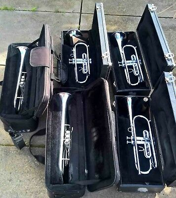 Soprano's, G Bugle, Dynasty 2 valve, Horn Section, Trumpet, Jazz, Funk, Marching