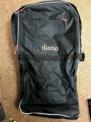 Diono Car Seat Travel Bag Designed To Carry Convertible Seats Black 40610