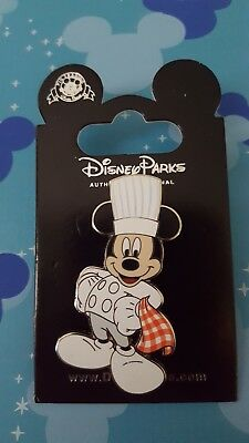 Disney Paris DLP Mickey as Chef in Chef Hat Pin 2014