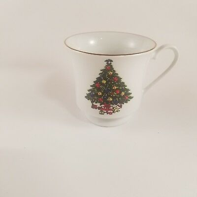 Sea Gull Fine China Jian Shiang - Christmas Tree - Replacement Cup