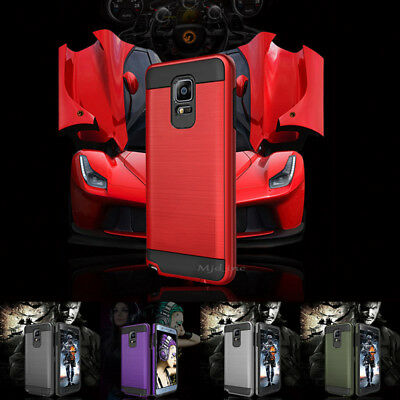 Samsung GALAXY Note 3 Hybrid Rugged Shockproof Hard Protective Case Cover