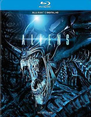 Aliens (Blu-ray Disc, 2014) Watched once No Digital
