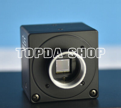 1PC Used CIS VCC-G60FV11CL black&white CCD industrial camera 500W 2/3 inches #SS